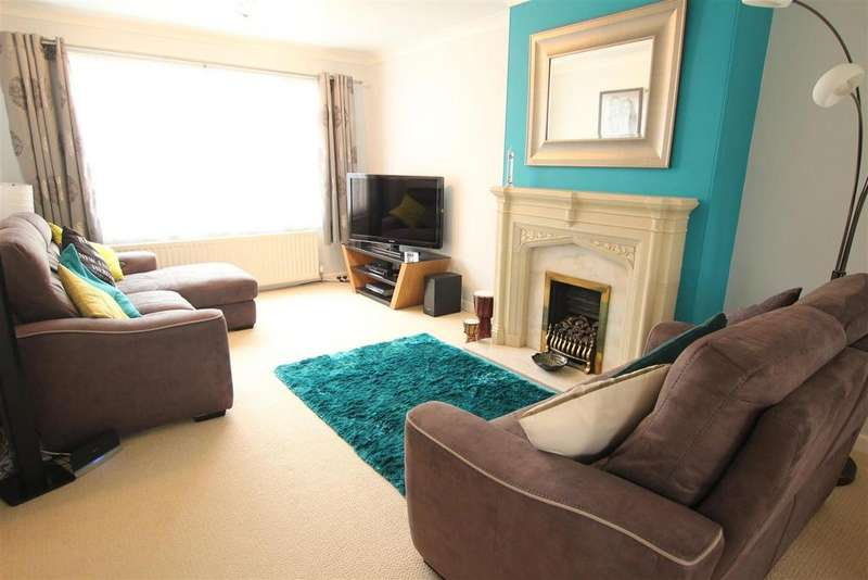 3 Bedrooms Semi Detached House for sale in Barrett Road, Darlington