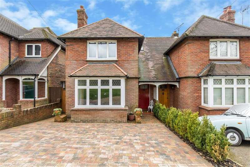 3 Bedrooms House for sale in Hurst Green Road, Hurst Green, Surrey