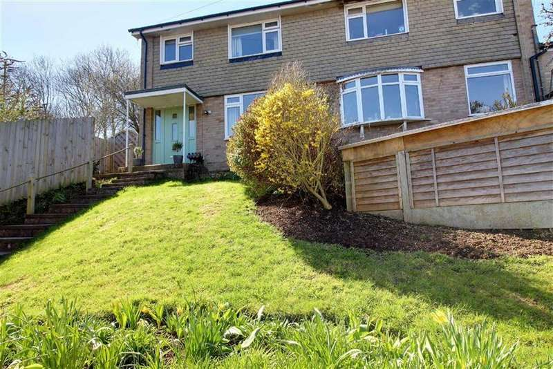 3 Bedrooms Semi Detached House for sale in Woodhouse Drive, Stroud, Gloucestershire