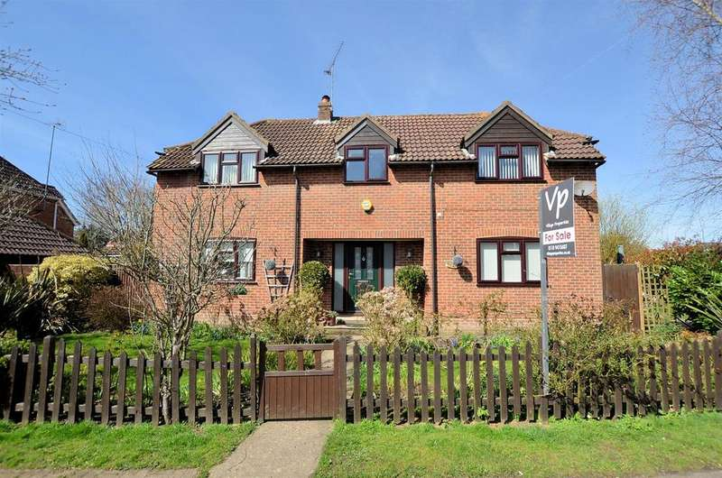 4 Bedrooms Detached House for sale in Chestnut Grove, Purley On Thames, Reading
