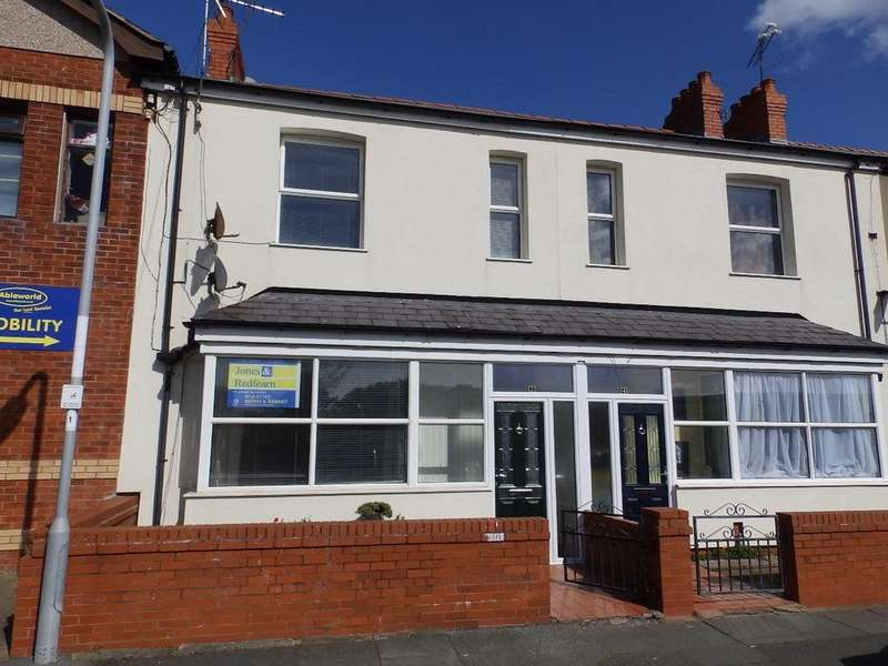 3 Bedrooms Terraced House for sale in Westbourne Avenue, Rhyl