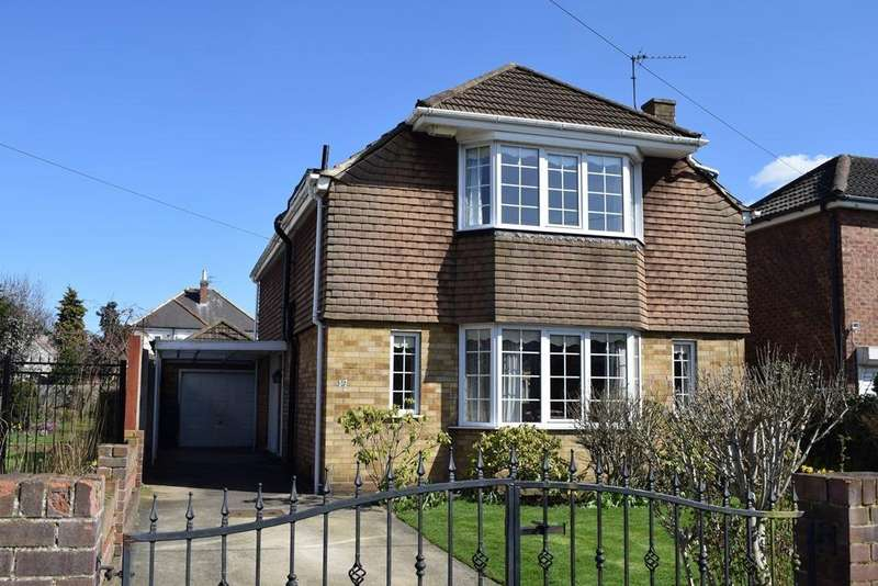 3 Bedrooms Detached House for sale in Eastwood Avenue, Grimsby, DN34 5BE