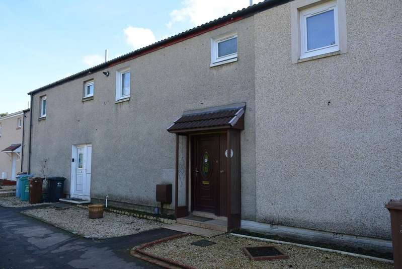 2 Bedrooms Terraced House for sale in 25 Chestnut Avenue, Abronhill, Cumbernauld. G67 3NT