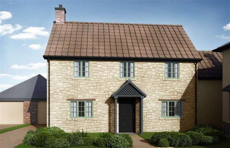 4 Bedrooms Detached House for sale in Falcon Close, Seavington, Ilminster, Somerset, TA19