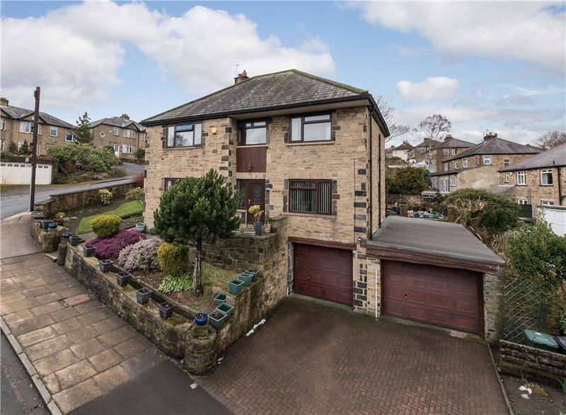 4 Bedrooms Detached House for sale in Fairy Dell, Cottingley, Bingley, West Yorkshire