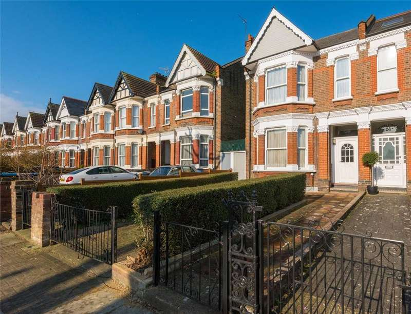 3 Bedrooms End Of Terrace House for sale in Chevening Road, London, NW6