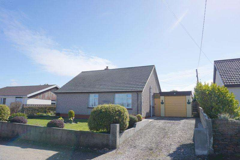3 Bedrooms Detached Bungalow for sale in Jacobstow, Bude