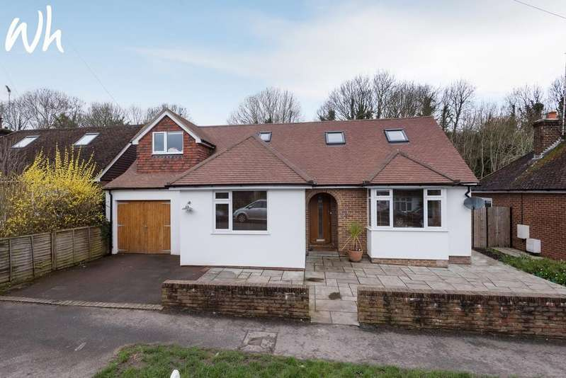 4 Bedrooms Detached House for sale in Woodlands Road, Hassocks BN6