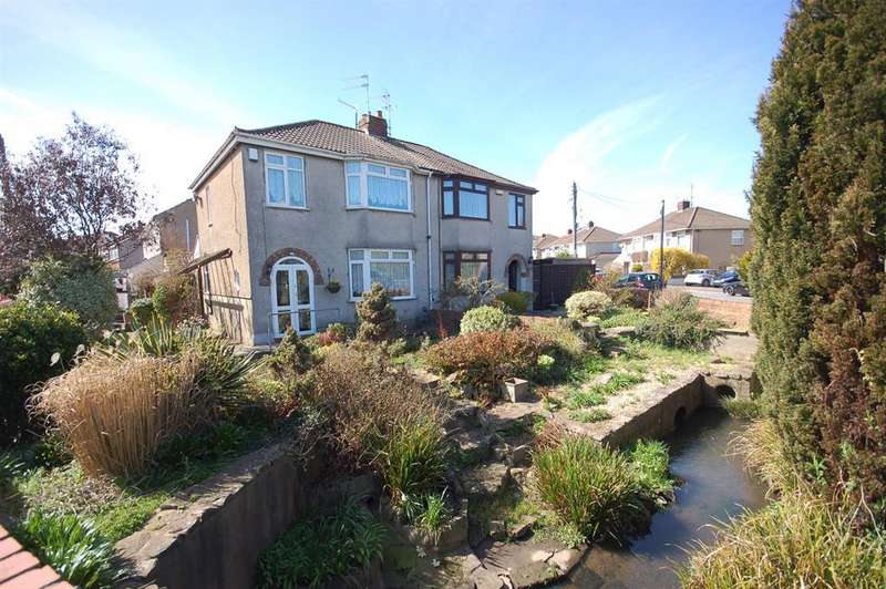 3 Bedrooms Semi Detached House for sale in Anchor Road, Kingswood, Bristol, BS15 4RE