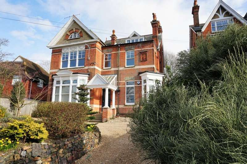 2 Bedrooms Apartment Flat for sale in London Road, Guildford GU1 1SS
