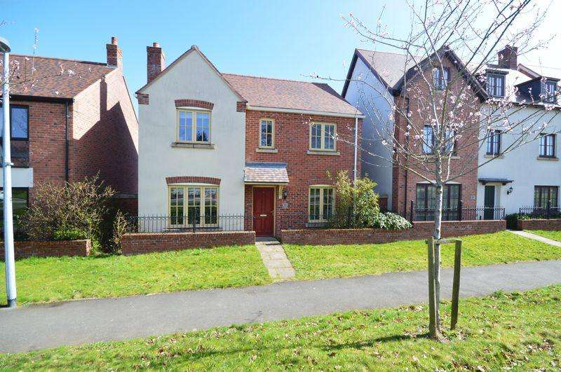 4 Bedrooms Detached House for sale in Pepper Mill, Telford