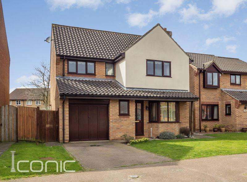4 Bedrooms Detached House for sale in Drewray Drive, Taverham, Norwich