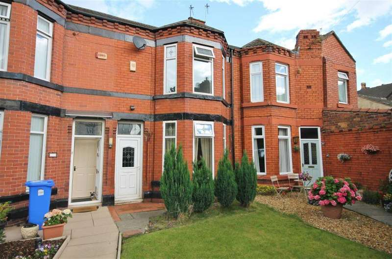 3 Bedrooms Terraced House for sale in Highfield Road, Widnes, WA8 7DH