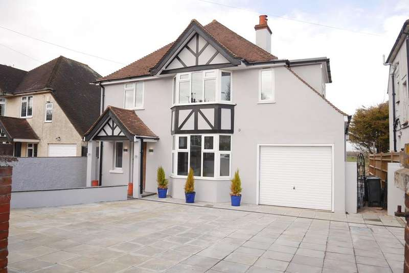 4 Bedrooms Detached House for sale in Kings Drive, Eastbourne, BN21