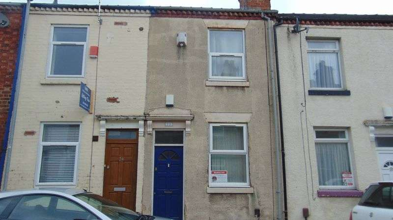 3 Bedrooms Property for sale in Conway Street, Stoke-On-Trent