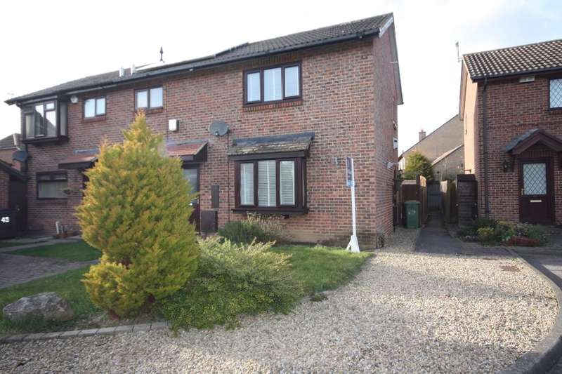 1 Bedroom Terraced House for sale in Montagus Harrier, Guisborough, TS14