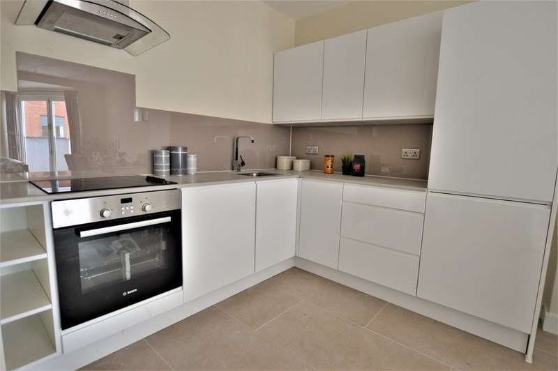 2 Bedrooms Apartment Flat for sale in Princes House, Slough SL1