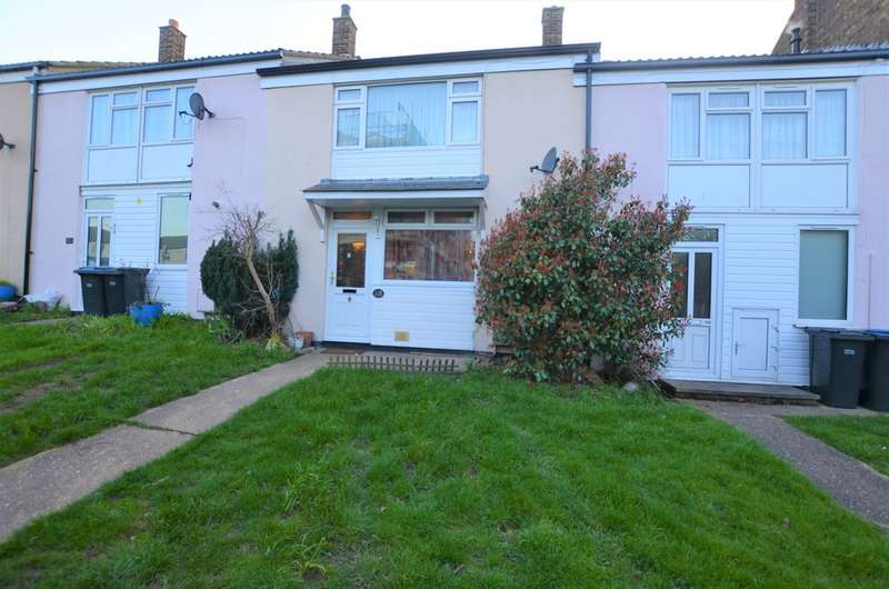 2 Bedrooms Terraced House for sale in Hornbeams, Harlow CM20
