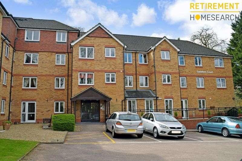 1 Bedroom Property for sale in Saddlers Court, Epsom, KT18 7PS