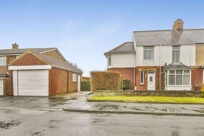 4 Bedrooms Semi Detached House for sale in Fairways, Consett, DH8