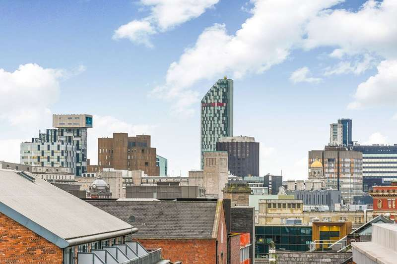 3 Bedrooms Flat for sale in Wood Street, Liverpool, L1