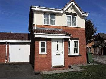 3 Bedrooms Link Detached House for sale in Knowle Close, West Derby, Liverpool