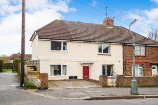 4 Bedrooms Semi Detached House for sale in Stapley Road, Hove, East Sussex
