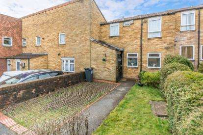 2 Bedrooms Terraced House for sale in Thatchway Gardens, Kings Norton, Birmingham, West Midlands
