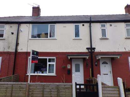 3 Bedrooms Terraced House for sale in Queen Street, Bolton, Lancashire, ., BL6