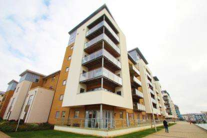 1 Bedroom Flat for sale in Mizzen Court, Portishead, Portishead, Somerset