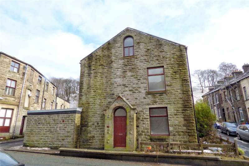 2 Bedrooms End Of Terrace House for sale in Burnley Road East, Whitewell Bottom, Rossendale, Lancashire, BB4