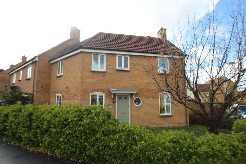 3 Bedrooms Semi Detached House for sale in Cygnet Way, Staverton Marina, Wiltshire, BA14