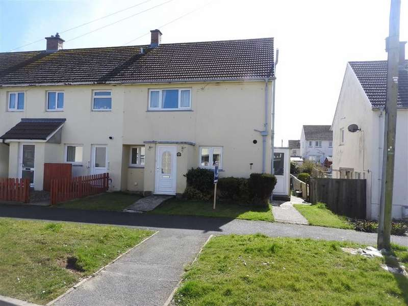 3 Bedrooms End Of Terrace House for sale in Maesglas, CARDIGAN