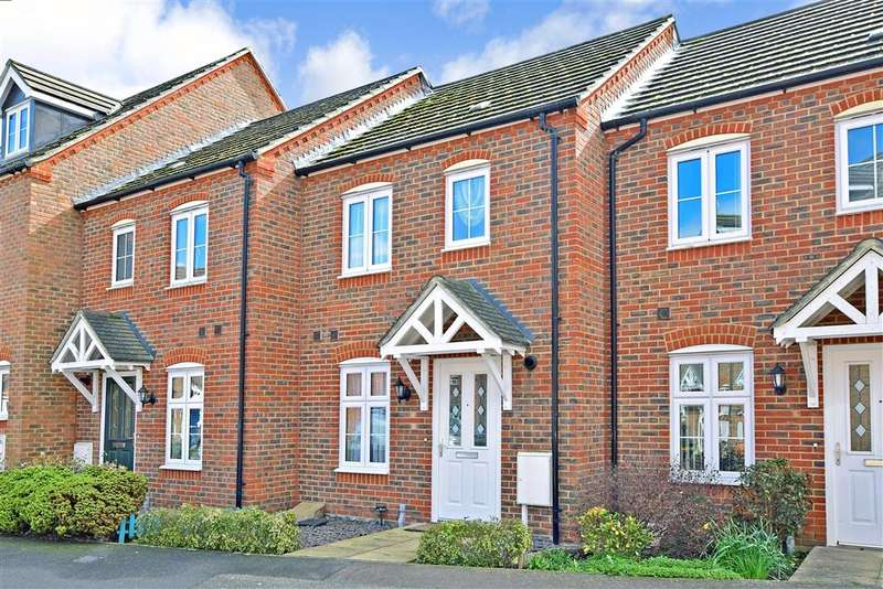 2 Bedrooms Terraced House for sale in Brampton Field, , Ditton, Aylesford, Kent