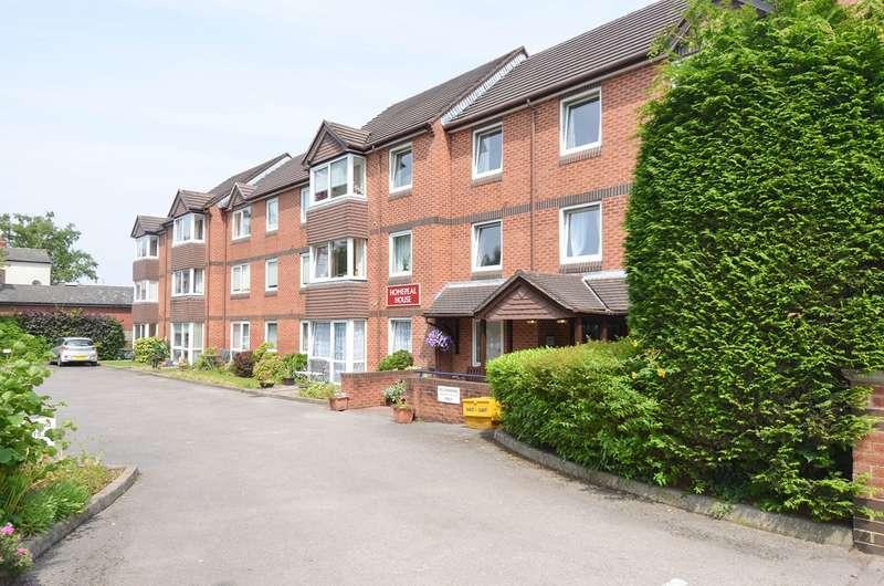 1 Bedroom Retirement Property for sale in 231 Alcester Road South, Kings Heath , Birmingham, B14