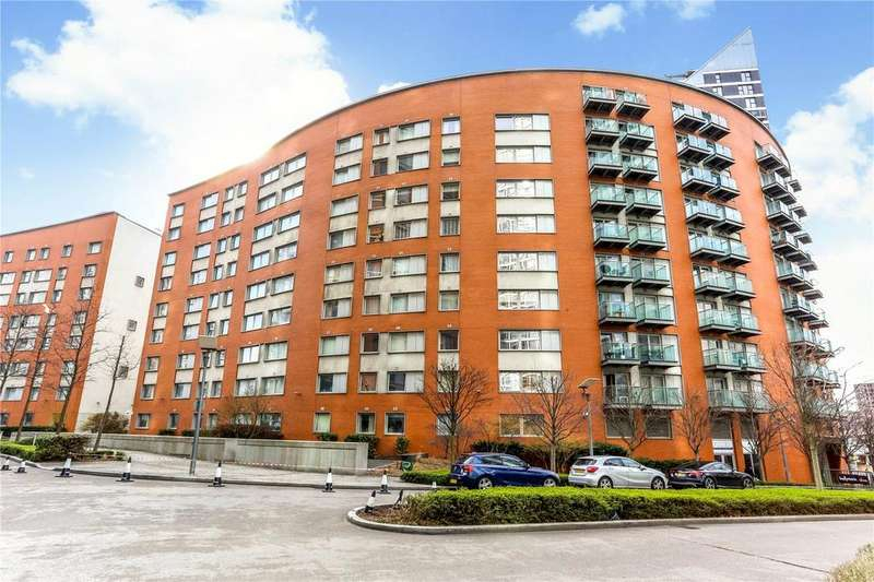 1 Bedroom Flat for sale in Michigan Building, 2 Biscayne Avenue, Canary Wharf, London, E14
