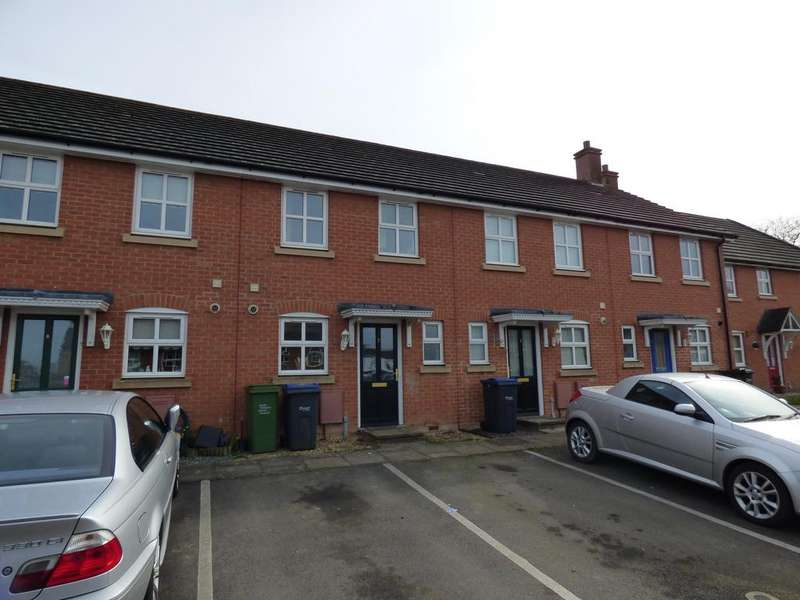 2 Bedrooms Terraced House for sale in Thompson Court, Purton, Wiltshire