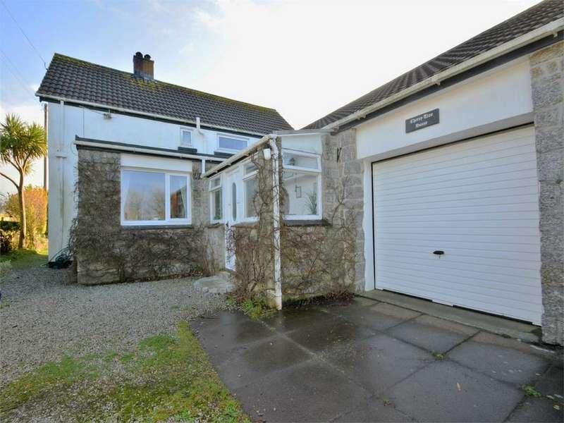 4 Bedrooms Detached House for sale in Ruan Minor, HELSTON, Cornwall