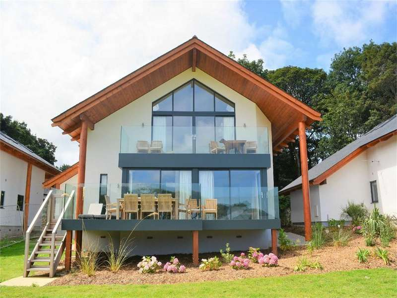5 Bedrooms Detached House for sale in Castle Approach, Tregenna Castle, ST IVES, Cornwall