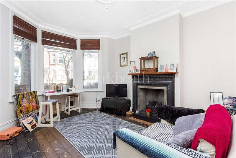 2 Bedrooms Flat for sale in Radcliffe Avenue, Kensal Rise, London