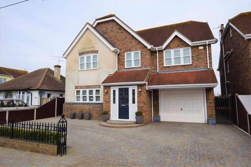 5 Bedrooms Detached House for sale in Ash Road, Canvey Island