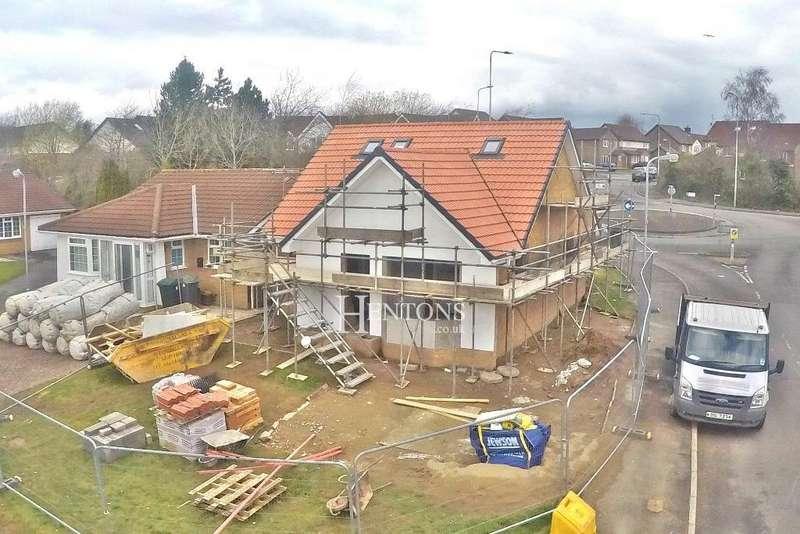 3 Bedrooms Detached Bungalow for sale in Clos Nant Y Cor, Pontprennau, Cardiff