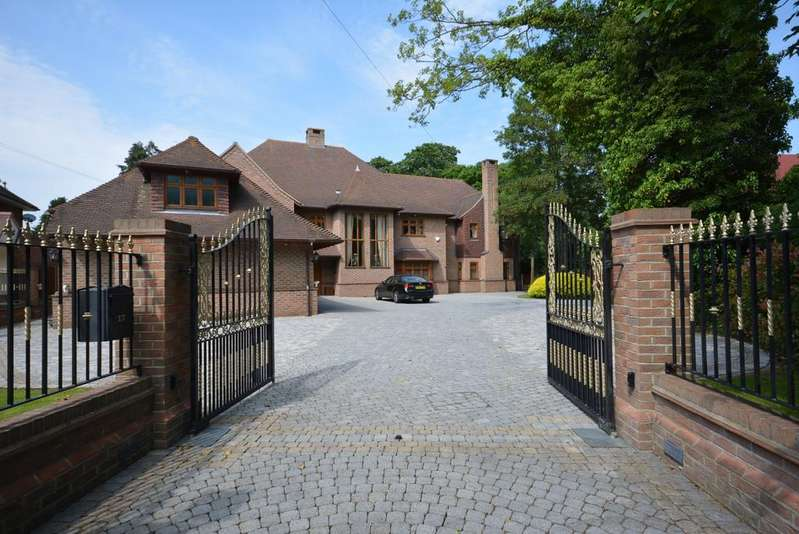 7 Bedrooms Detached House for sale in Woodlands Avenue, Emerson Park, Hornchurch, Essex. RM11
