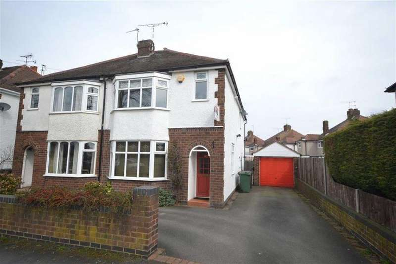 3 Bedrooms Semi Detached House for sale in Highfield Road, Attleborough, Nuneaton