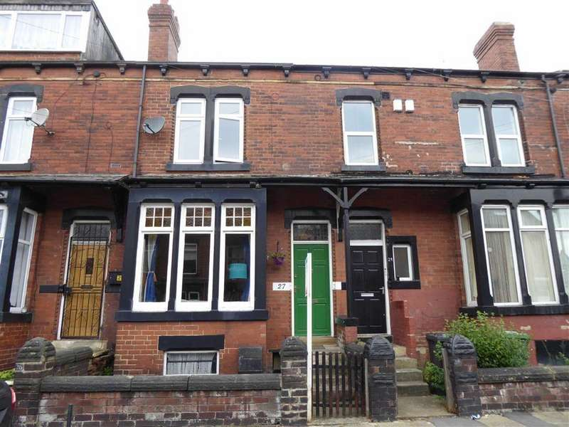 3 Bedrooms Terraced House for sale in Aberdeen Grove, Armley, Leeds, West Yorkshire, LS12