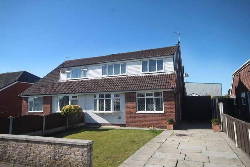4 Bedrooms Semi Detached Bungalow for sale in Seacroft Crescent, Marshside Southport