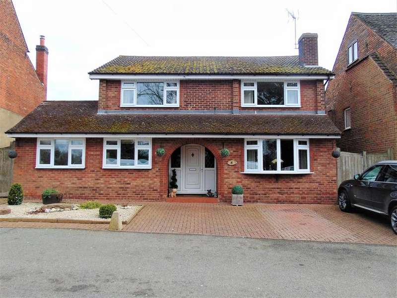 5 Bedrooms House for sale in Church Road, Witherley,