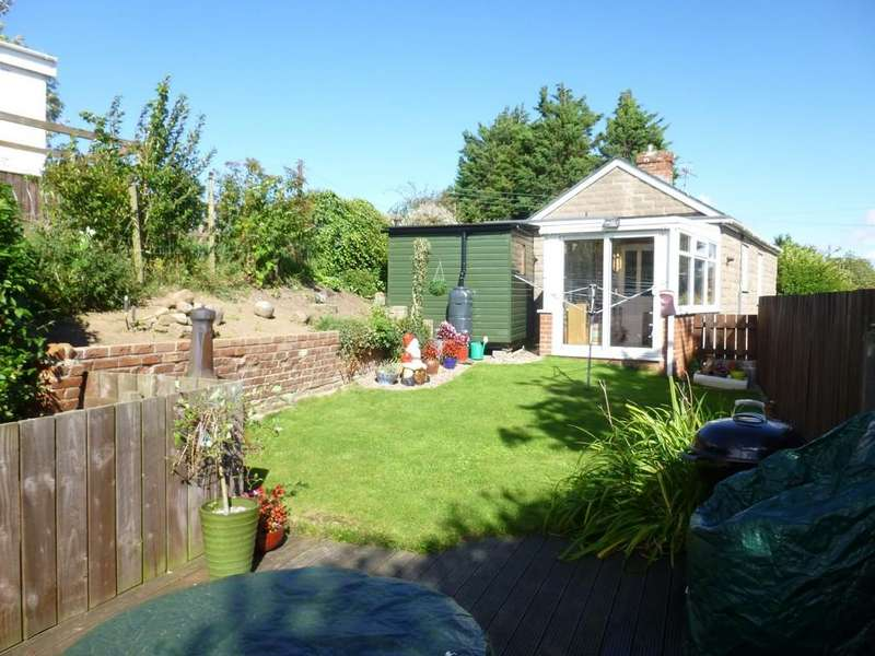 2 Bedrooms Detached Bungalow for sale in Bedale Road, Scotton, Catterick Garrison