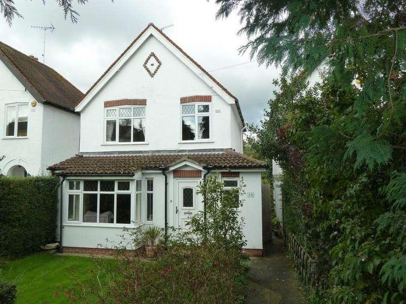 3 Bedrooms Detached House for rent in Havers Lane, Bishops Stortford
