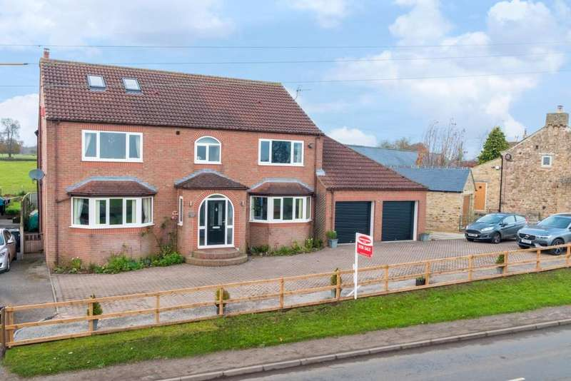5 Bedrooms Detached House for sale in Hackforth House, Hackforth